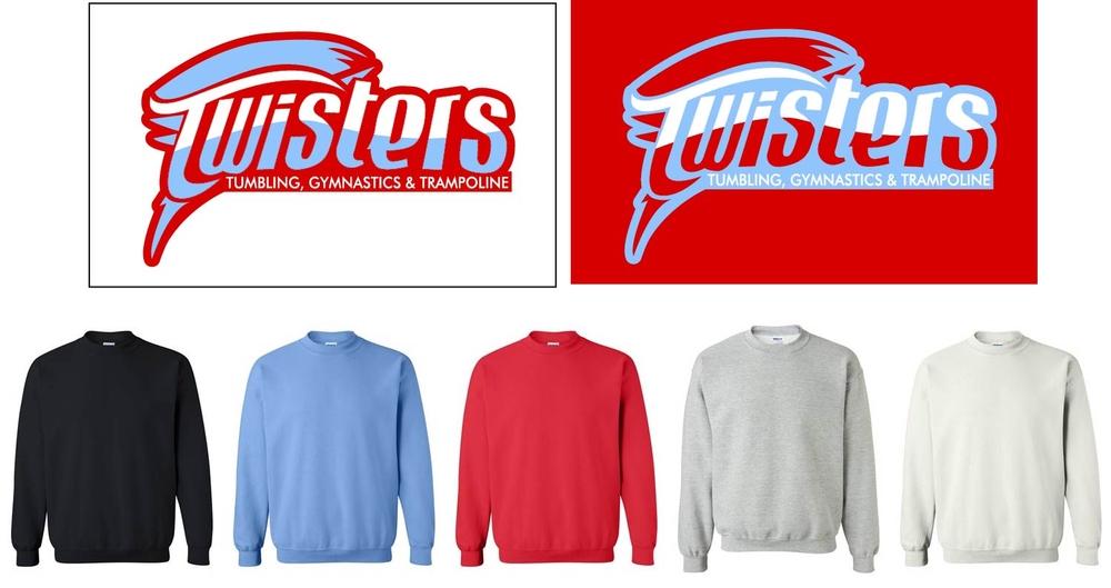 Adult Crew Sweatshirts