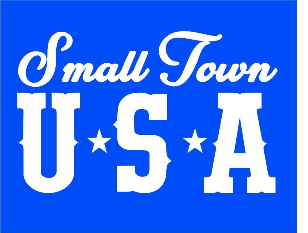 Small Town USA T-Shirts