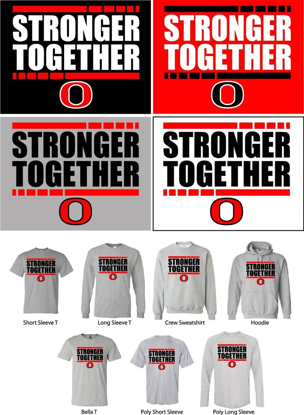 Stronger Together Design