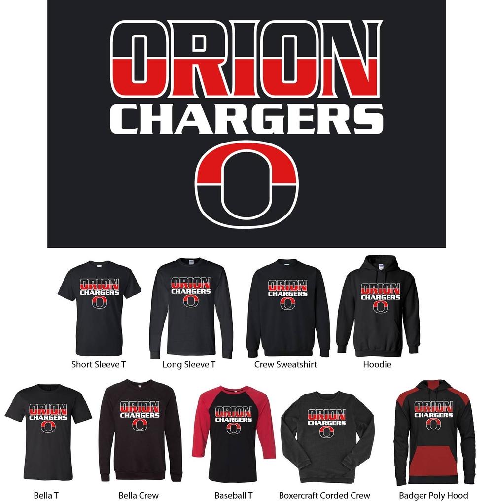 Orion Split Color Design