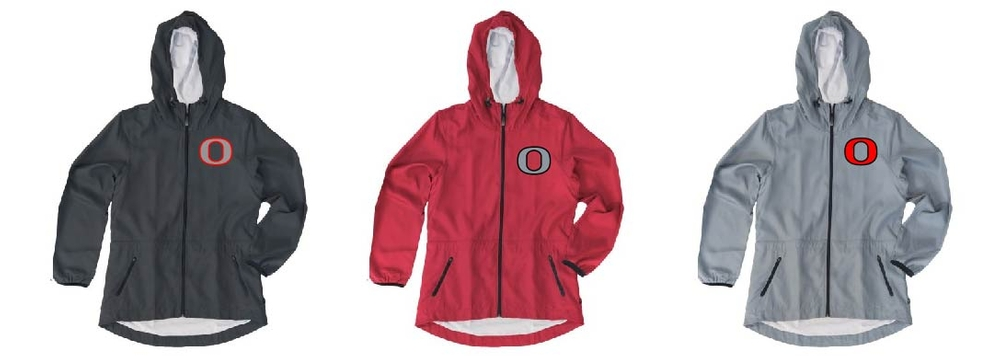 Ladies Full Zip Windbreaker