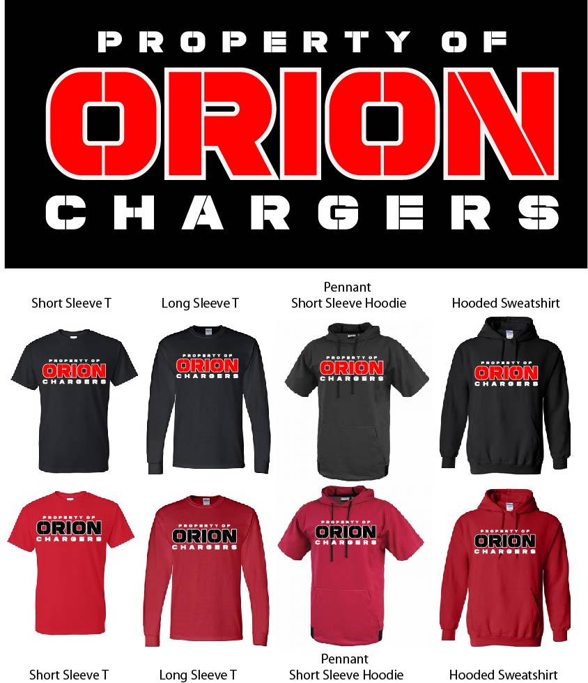Property of Orion Chargers Design