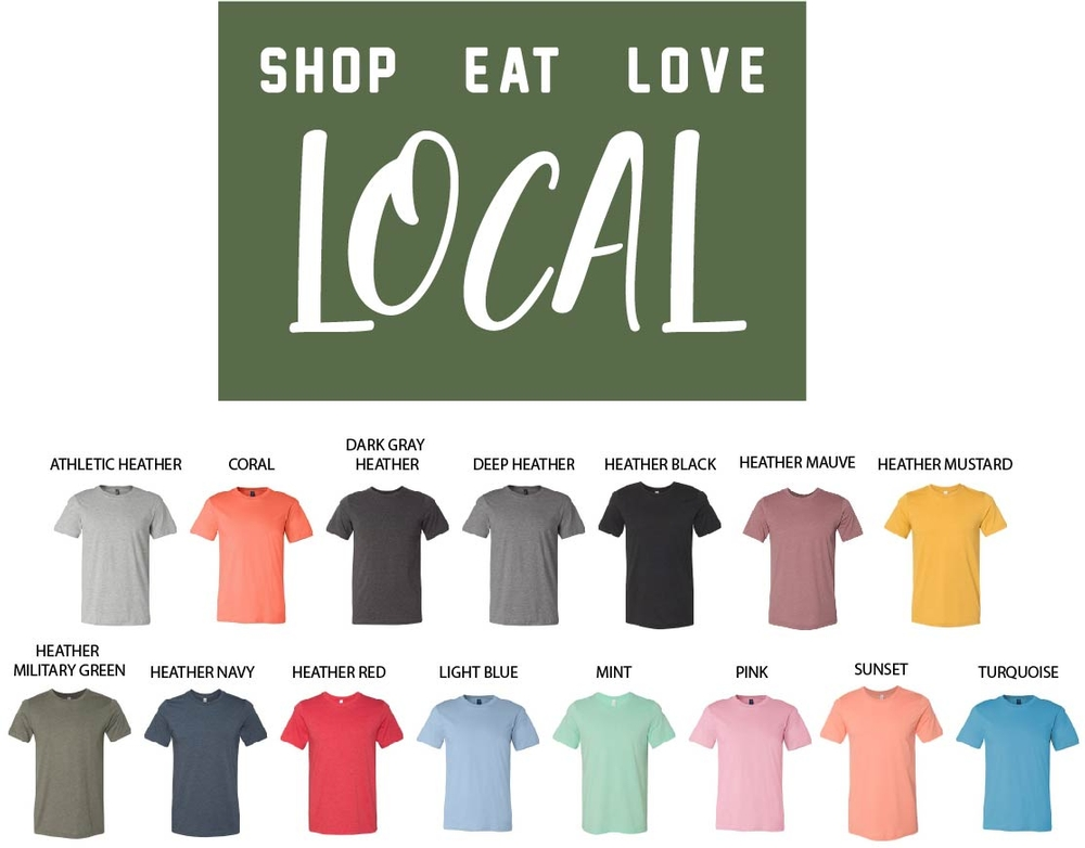 Shop Eat Love Local