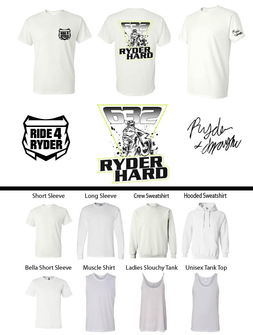 Design 3 Shirts