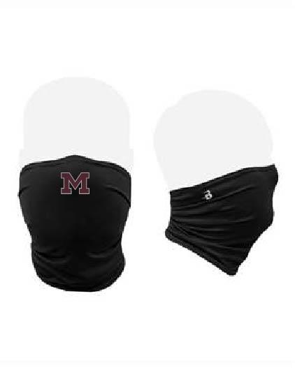 Black Gaiter Mask