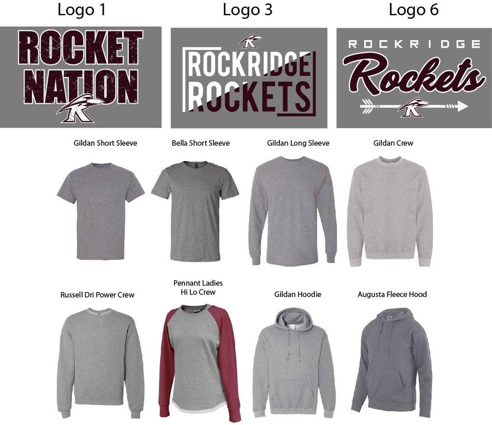 Gray Shirts