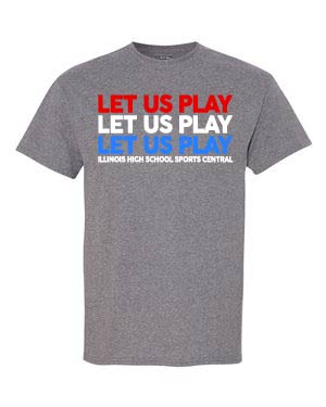 Let Us Play T-Shirts