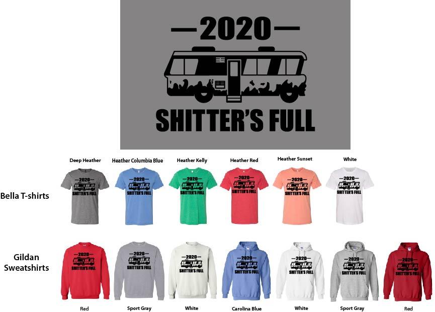 2020- Shitter's Full