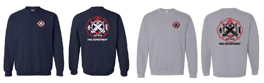 Crew Sweatshirt DUTY Shirt