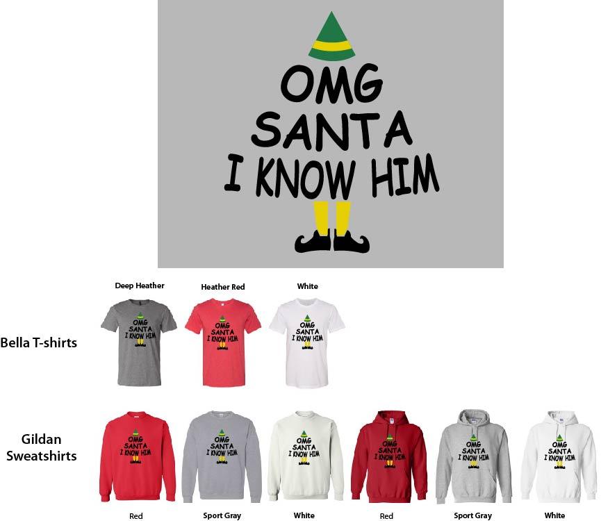 OMG Santa