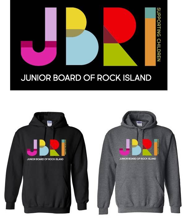 JBRI Gildan Hooded Sweatshirt