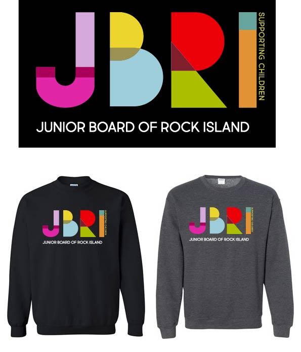 JBRI Gildan Crew Sweatshirt