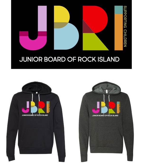 JBRI Bella Hooded Sweatshirt